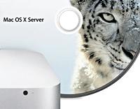 MacOS Server auf tapferem MacMini